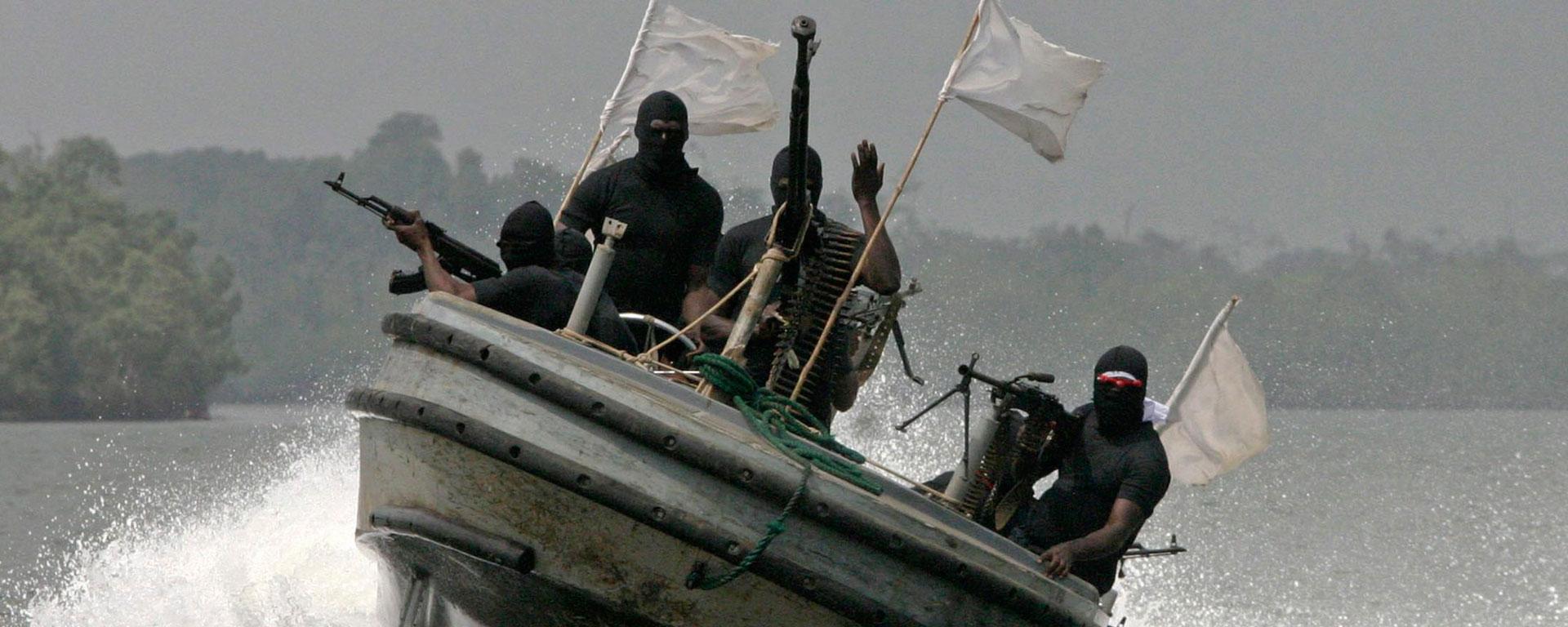 piracy gulf od guinea attack